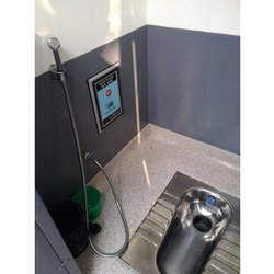 Stainless Steel Electronic Urinal