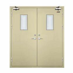 Commercial Fireproof Door, Thickness (millimetre): 5-20 mm