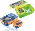 FIT BIT 800 Plastic Lunch Boxes