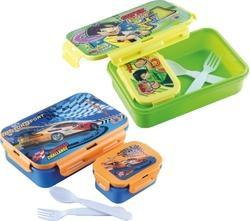 FIT BIT 800 Plastic Lunch Boxes
