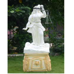 God Of Law Statue