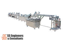 Snacks Production Machine
