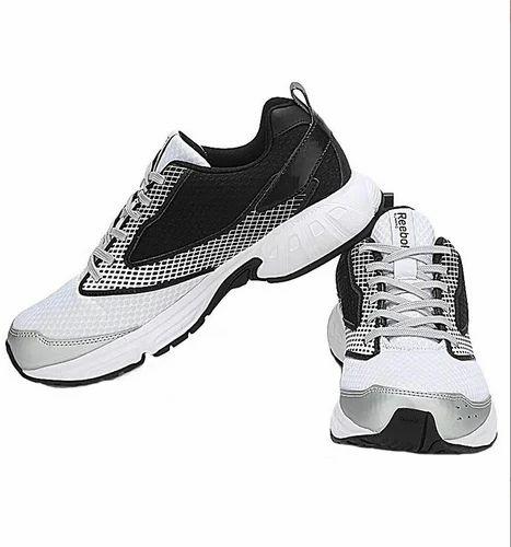 c6ccb0d4e7e2 Reebok Mens Mesh Sports Shoes White