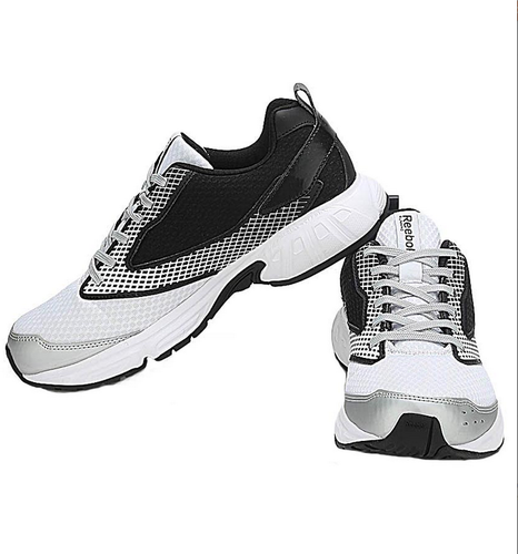 af2b7fd86d4 Reebok Mens Mesh Sports Shoes White