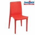 Linea Teawood Plastic Chair