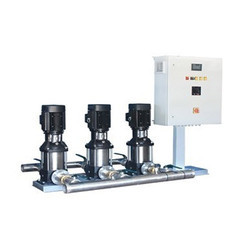 Hydropneumatic Pressure Booster System