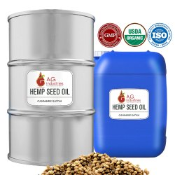 AG Industries Hempseed Oil, Packaging Type: HDPE Drum