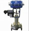 Pneumatic Low Temperature Control Valve