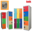 Hulk Mild Steel Storage Cupboards