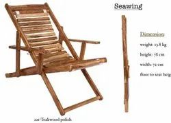 Wooden Easy Chairs