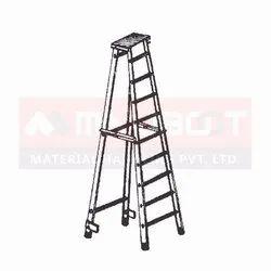 Folding Platform Tower Ladder