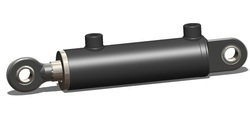 Double Rod End Hydraulic Cylinder