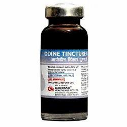Iodine Tincture USP