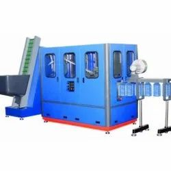 2 Cavity Pet Blow Machine