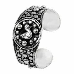 Artisan Work 925 Sterling Silver Bangle