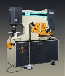 Angle Cutting and Notching Machine