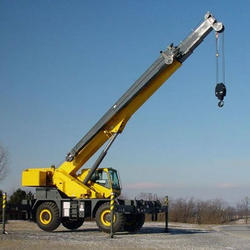 Heavy Duty Mobile Crane Rental Service