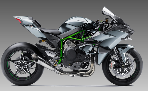 Kawasaki Bike Ninja H2r India Kawasaki Motors Pvt Ltd Id