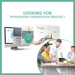 Corporate Presentations Designing Service