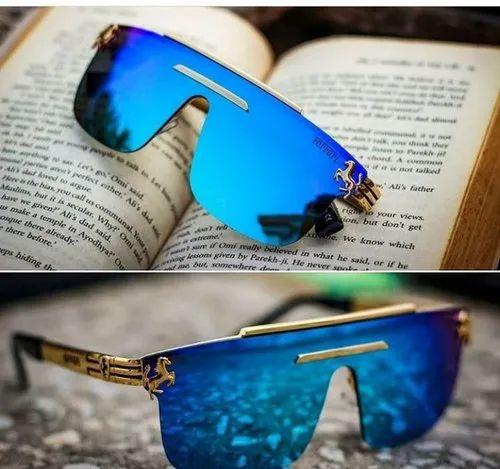 Latest Fancy Sunglass Surat Wholesaler Of Ferrari Sunglasses For Men Wear And Ferrari Sunglasses For Men