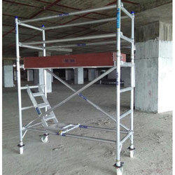 Aluminium Single Width Scaffold Ladder