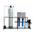 Semi Automatic SS Mineral Water Plant