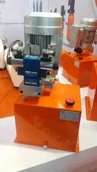 Torque Hydraulic Compact Power Pack With Double Acting Circuit