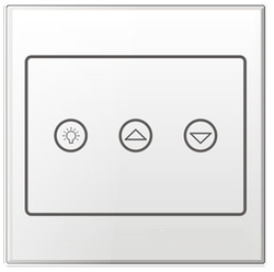 Touch Fan Switch Dimmer (Remote Controlled Using Smart Phone