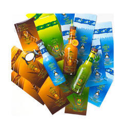 Heat Shrinkable PVC Printed Sleeves