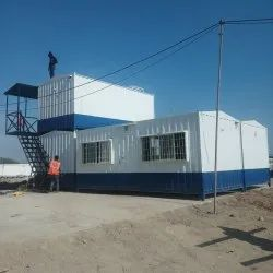 Prefabricated Double Storey Cabin