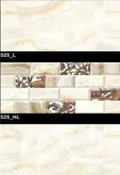 525(L,HL) Hexa Ceramic Tiles Glossy  Series