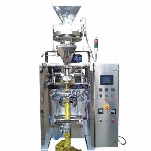 Powder Coated Snack Ring Packaging Machine, Automatic Grade: Automatic, For Food Packaging