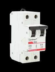 INDOASIAN Make MCB (Miniature Circuit Breaker), Capacity: 25ka