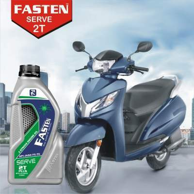 Serve 2 Stroke Engine Oil