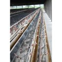 Tata Steel Metal Poultry Cage