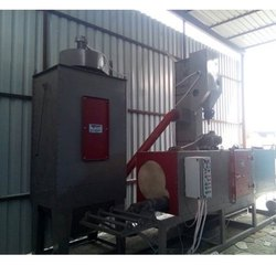 LPG / CNG Cylinder Shot Blasting Machine