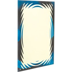 Rectangular Bhari Designer Glass Mirror