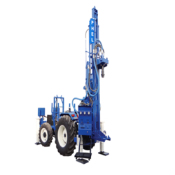 Automatic PHEL Bore Hole Water Drilling Rig, Capacity: 0-50 feet