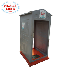 Roto Molded Sanitizing Disinfection Tunnel 4' x 3.5' x 7'