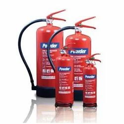 Fire Extinguishers Refilling,Process