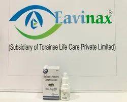 Moxifloxacin 0.5%  Predisolone Acetate 1%  Benzalkonium Chloride 0.02% Eye Drops