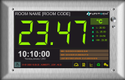 Clean Room Indicator Monitor - Temperature, Humidity, Dp