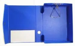 PVC Document File Holder