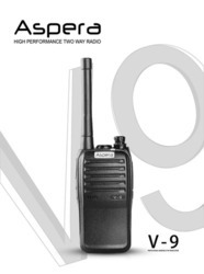 Walkie Talkie Rental Service