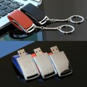 Leather Cover USB Pen Drive