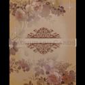 Non-Religious Floral Invitation Card