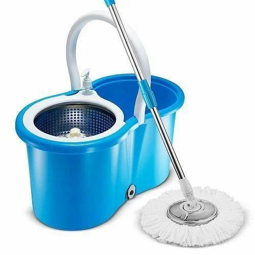 Magic Spin Bucket Mop