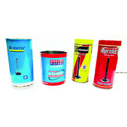 Auto Parts Tin Can