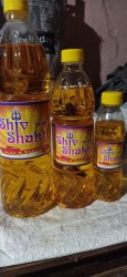 Poly Unsaturated Shiv Shakti Til Oil, Packaging Type: Plastic Bottle, Packaging Size: 1 litre