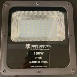 100W LED Flood Lights - Dura Slim